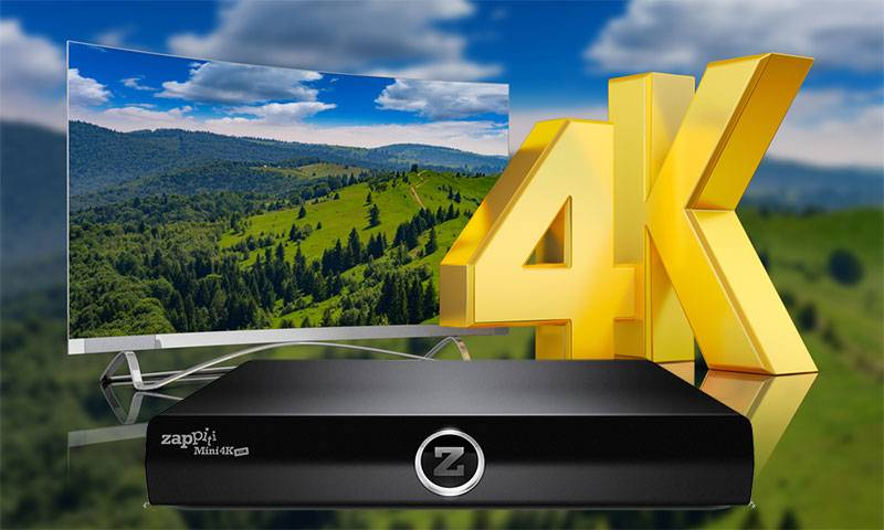Reproductor Multimedia 4K UHD
