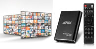 AGPTEK Mini HD TV Media Player